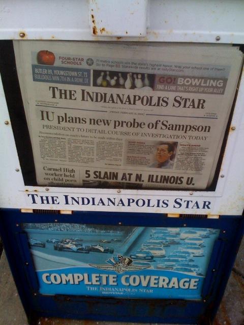 Indy Star Probe