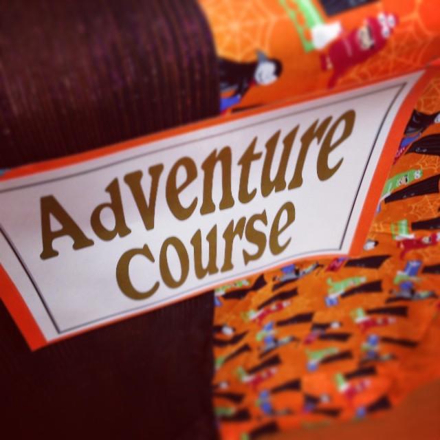 Adventure, of course.